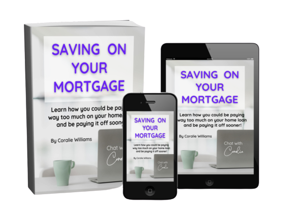 Saving On Your Mortgage eBook Images